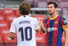 """صورة """"كلاسيكو الأرض"""".. التشكيلة الأساسية لمواجهة الغريمين ريال مدريد وبرشلونة"""