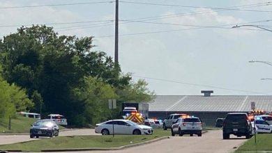 صورة إطلاق نار بولاية تكساس.. قتيل ومصابون في حالة حرجة