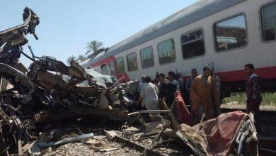 """صورة مفاجأة كبرى بحادث قطاري أسيوط.. حشيش وترامادول """"وتوقيع مزور"""""""