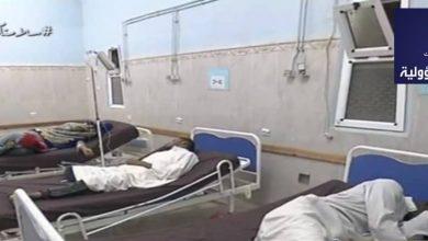 صورة إصابة عشرات الطلبة بوعكات صحية بأدرار بسبب وجبة الإفطار