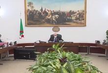 صورة رئيس الجمهورية يترأس الاجتماع الدوري لمجلس الوزراء (النص الكامل)