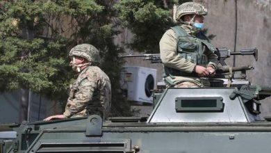 صورة الجيش الأردني يوضح حقيقة إطلاق النار على مواطنين تجمعوا قرب الحدود مع فلسطين