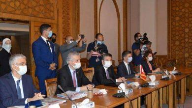 صورة انطلاق المباحثات بين مصر وتركيا.. وملفات ثقيلة على الطاولة