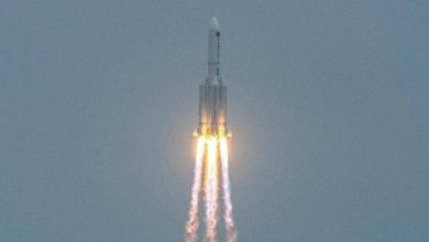 صورة أخيرا سقط الصاروخ.. كيف كسبت الصين الرهان الخطير؟