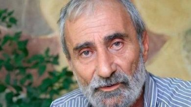 صورة وفاة الممثل والمخرج اللبناني حسام الصباح