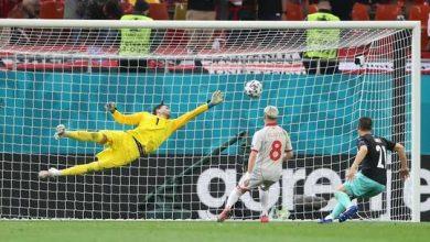 صورة النمسا تقسو على مقدونيا الشمالية في أول ظهور لها في كأس أوروبا