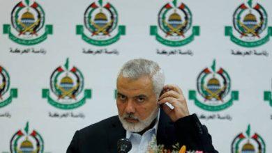 """صورة هنية يزور لبنان على رأس وفد من """"حماس"""""""