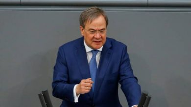 """صورة المرشح لخلافة ميركل: يجب إكمال """"السيل الشمالي 2"""" ويمكن إيقافه في حال استخدم ضد أوكرانيا"""