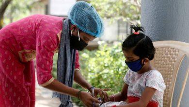 صورة مسح: لدى نصف المراهقين في مومباي أجسام مضادة لفيروس كورونا