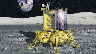 صورة أكاديمية العلوم الروسية بصدد إعداد مشروع تقريبي للبعثة القمرية المأهولة