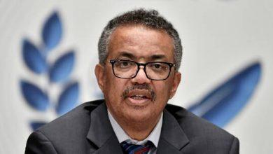 صورة مدير منظمة الصحة يدعو العالم لضرورة الاستعداد لجوائح جديدة