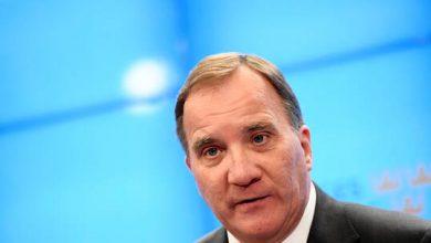 صورة رئيس الوزراء السويدي يقول إنه سيستقيل أو يدعو للانتخابات إذا خسر التصويت بحجب الثقة
