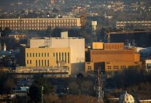 صورة السفارة الأمريكية في كابل تغلق أبوابها إثر ارتفاع إصابات كورونا الحاد بين موظفيها