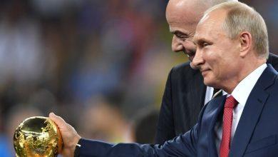صورة بوتين يوجه الحكومة الروسية بالمساعدة في تنظيم مونديال قطر