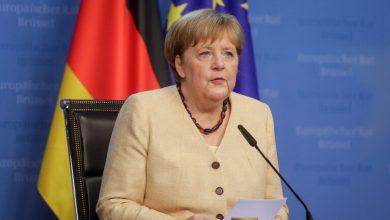 صورة صحيفة: ميركل أرادت حظر دخول البريطانيين إلى الاتحاد الأوروبي