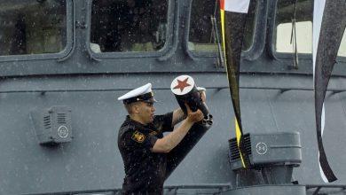 صورة روسيا تجري مناورات في البحر المتوسط بالتزامن مع انطلاق مناورات الناتو في البحر الأسود