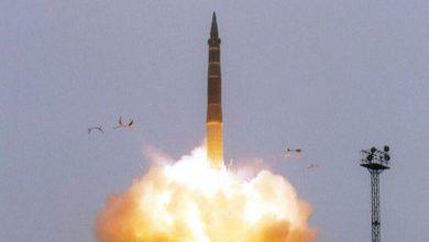 صورة روسيا تعلن نجاح اختبار صاروخ جديد عابر للقارات