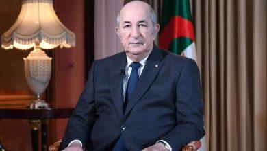 صورة رئيس الجمهورية السيد عبد المجيد تبون يشرع بدءا من السبت 26 جوان 2021 في مشاورات سياسية