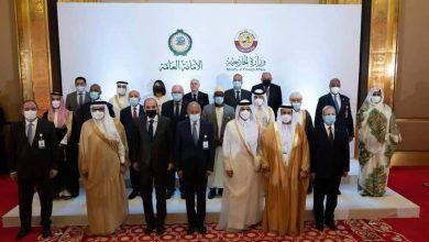 صورة وزير الشؤون الخارجية صبري بوقدوم يُشارك بالعاصمة القطرية الدوحة في أشغال الاجتماع التشاوري لوزراء الخارجية العرب