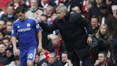 صورة مورينيو يفشي سر هازارد: لهذا فشل مع ريال مدريد
