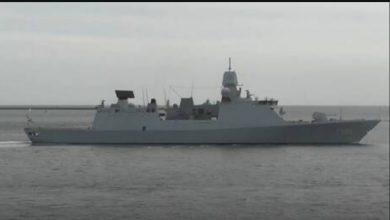 صورة الدفاع الروسية: طائراتنا منعت سفينة هولندية من انتهاك حدود روسيا بالتوافق مع القانون الدولي