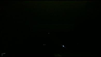 صورة الدفاعات الجوية تتصدى لعدوان إسرائيلي على ريف حلب