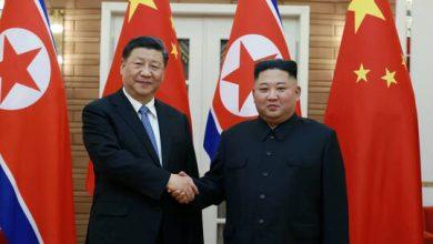 صورة في رسائل متبادلة.. الرئيسان الصيني والكوري الشمالي يتعهدان بتعزيز التعاون