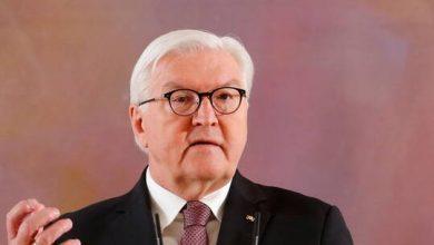 صورة الرئيس الألماني يؤكد تمسكه بالمفاوضات مع إيران رغم مخاوف إسرائيل