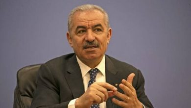 صورة اشتيه يؤكد للمبعوث الأميركي إلى الشرق الأوسط ضرورة إجراء الانتخابات الفلسطينية