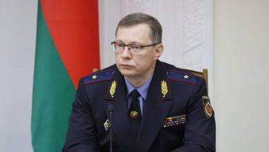 صورة المدعي العام البيلاروسي: نعرف أماكن وجود أكثر من 400 شخص شاركوا في ارتكاب جرائم النازيين