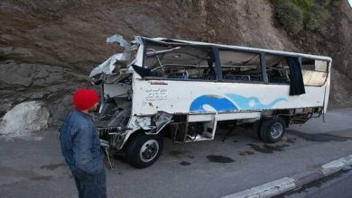 صورة ارتفاع حصيلة حادث سير في ولاية قسنطينة الجزائرية إلى 18 قتيلا والسلطات تباشر التحقيق
