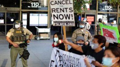 """صورة ملايين الأمريكيين مهددون بالطرد من منازلهم وسط تفشي المتحور """"دلتا"""""""