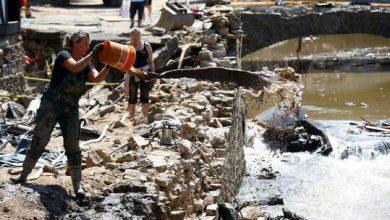 صورة ألمانيا.. الكشف عن خسائر شركات النقل من الفيضانات الأخيرة في البلاد