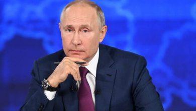 صورة الكرملين: بوتين مستعد للحوار مع زيلينسكي