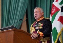 صورة الملك الأردني يعود إلى البلاد بعد اختتام زيارة إلى الولايات المتحدة
