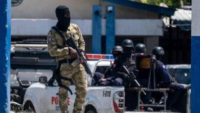 صورة شرطة هايتي تعلن اعتقال مدبر محتمل لاغتيال رئيس البلاد