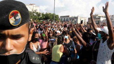 صورة موسكو: واشنطن تبدي عجرفة في تحميل الحكومة الكوبية سبب الاحتجاجات في البلاد