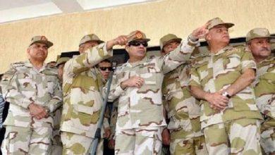 صورة الجيش المصري يعلن مشاركته في إطفاء حرائق قبرص بأمر من السيسي