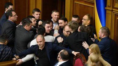 صورة مطالب في برلمان أوكرانيا بالتحقيق في ارتداء العسكريين لأحذية عالية الكعب