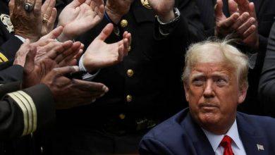 صورة تقرير أمريكي يكشف أن ترامب كان بصدد مهاجمة إيران