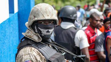 صورة الأمم المتحدة: القضاء على 4 من قتلة رئيس هايتي والقبض على 6 آخرين
