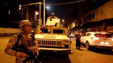 صورة عاجل:العثور على 10 صواريخ في بغداد كانت معدة لاستهداف مقار أمريكية