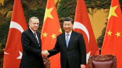 صورة أردوغان لشي جين بيونغ: يجب أن يعيش الأويغور في حرية وسلام مثل باقي مواطني الصين