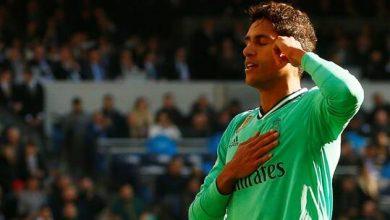 صورة مانشستر يونايتد يعلن توصله لاتفاق مع ريال مدريد لضم فاران