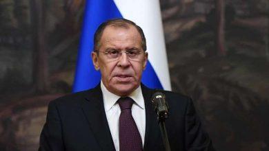 صورة لافروف: روسيا تحدث مفهومها للأمن في الخليج ويمكن استخدامه كمنصة لبحث صواريخ إيران