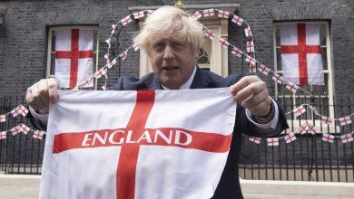 """صورة جونسون: المملكة المتحدة وإيرلندا تملكان """"فرصة جيدة"""" لاستضافة كأس العالم"""