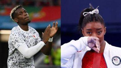 صورة بوغبا يوجه رسالة مؤثرة لأسطورة الجمباز بعد انسحابها من أولمبياد طوكيو