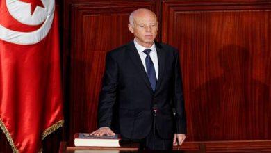 """صورة """"حركة تونس إلى الأمام"""": قيس سعيد أقدم على خطوة مهمة جدا في تصحيح المسار الثوري"""