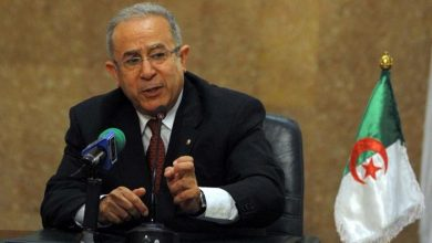 صورة رمطان لعمامرة: هذه هي أولويات الدبلوماسية الجزائرية