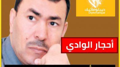 صورة الكاتب الصحفي الكبير خالد عمر بن ققة يكتب لموقع الجزائر دبلوماتيك ابتداء من يوم الإثنين